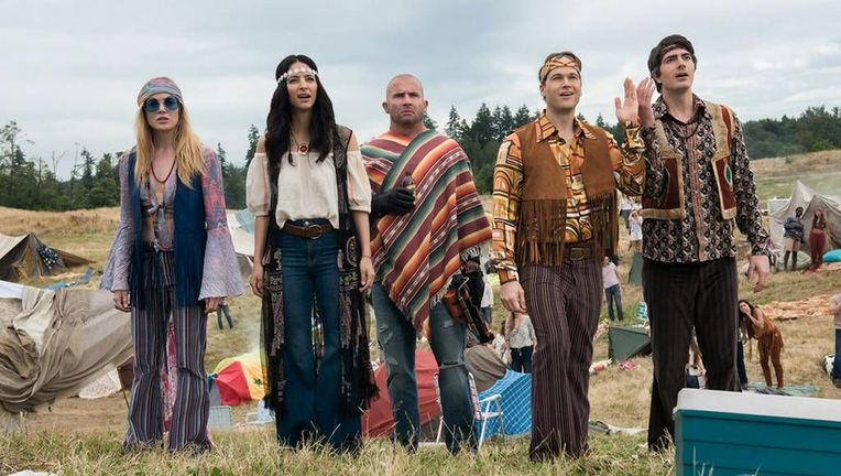 DC's Legends of Tomorrow season 4
