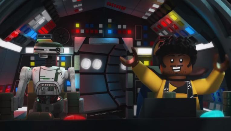 LEGO Star Wars All-Stars Lando