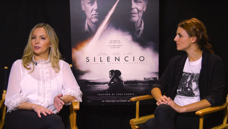 Lorena Villarreal and Melina Matthews Hero Image
