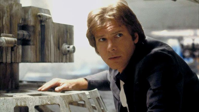 Han Solo Harrison Ford Star Wars The Empire Strikes Back