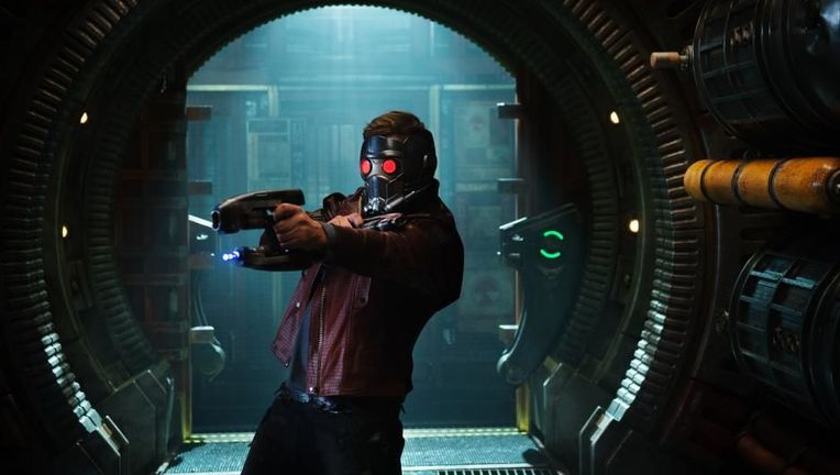 Guardians of the Galaxy Star Lord Peter Quill