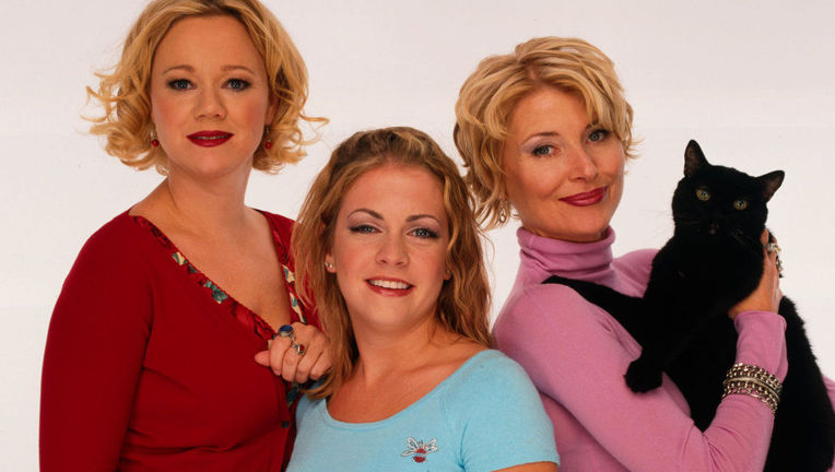 Sabrina the Teenage Witch cast