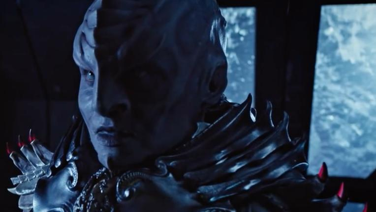 L'rell from Star Trek: Discovery
