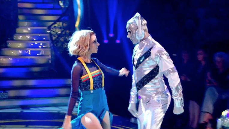 Doctor Who tango