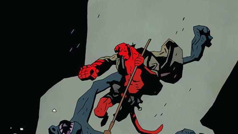 Hellboy Mike Mignola Dark Horse Comics