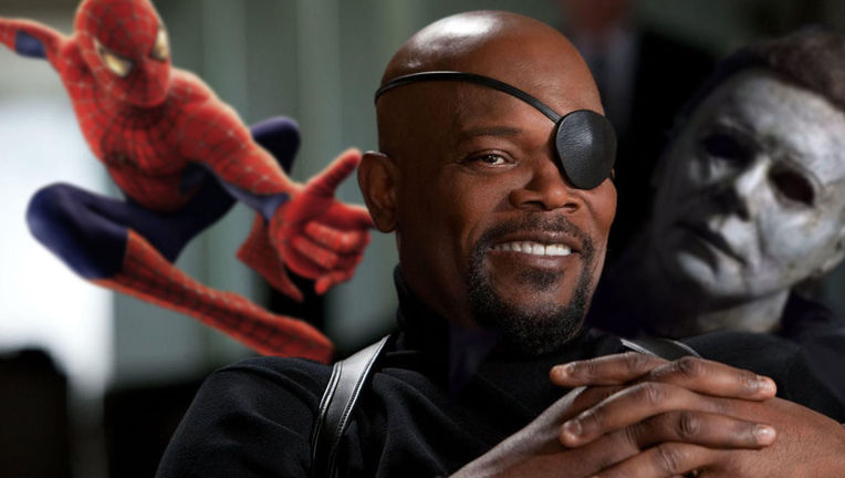 Nick Fury Spider-man halloween bad avengers 4 fan theory