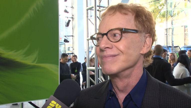 Danny Elfman The Grinch Hero