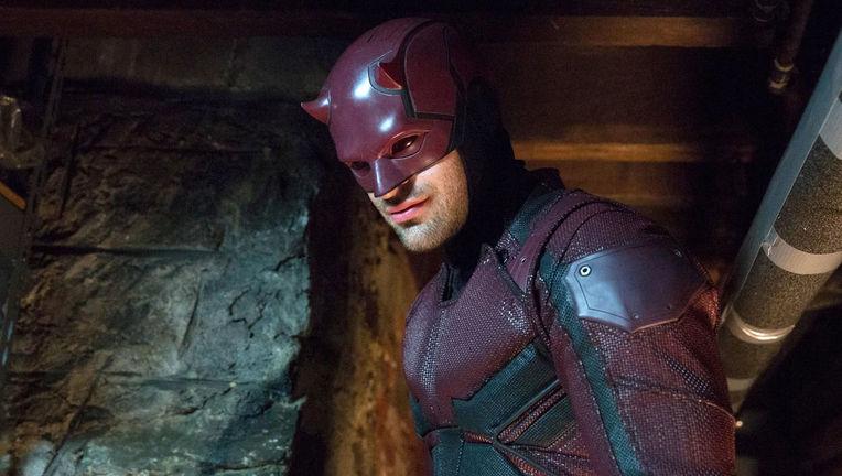 Daredevil Hero Image