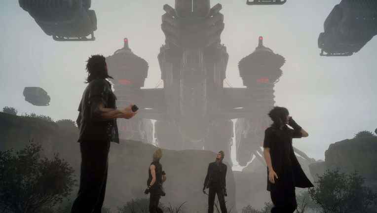 final fantasy xv bros