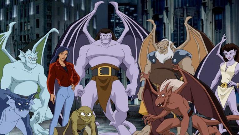 Gargoyles Hero Image