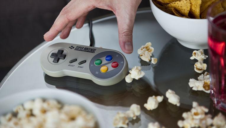 Getty Super NES Nintendo