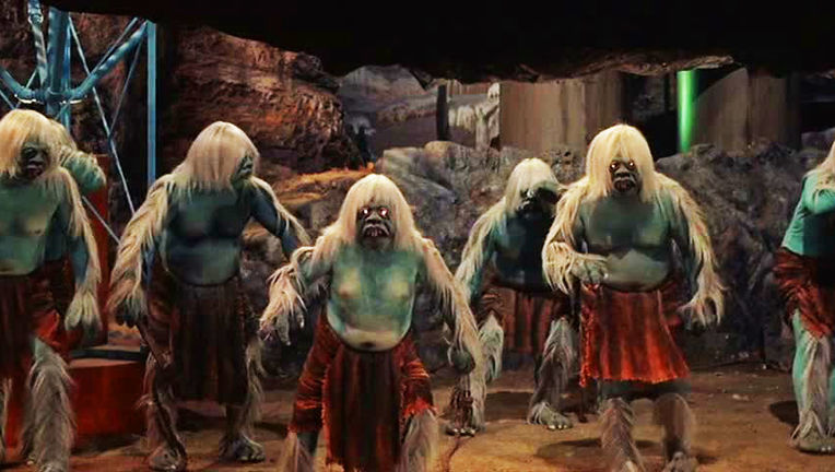 The Time Machine Morlocks