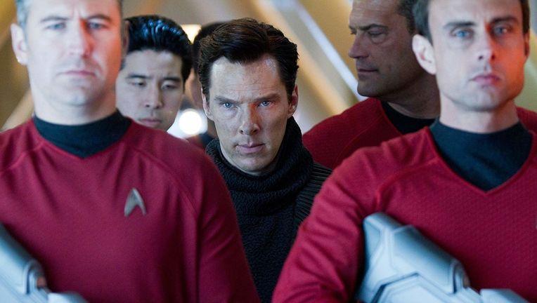 Benedict Cumberbatch Star Trek: Into Darkness