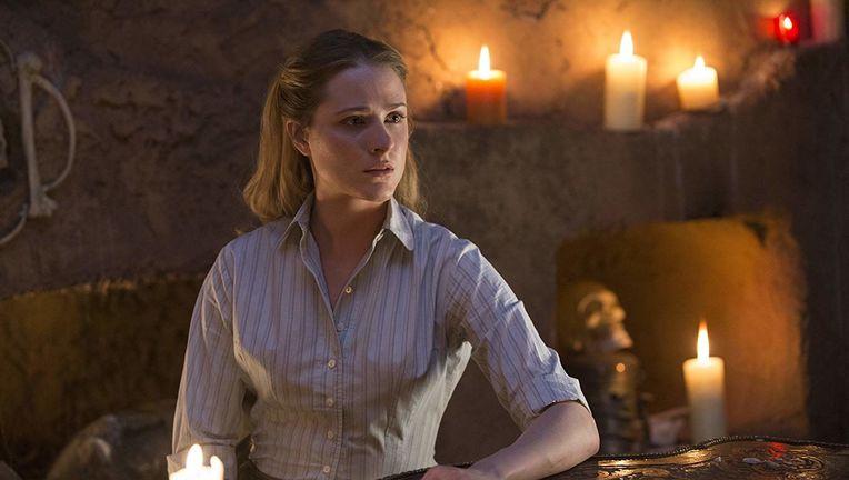 Westworld Evan Rachel Wood Dolores Abernathy