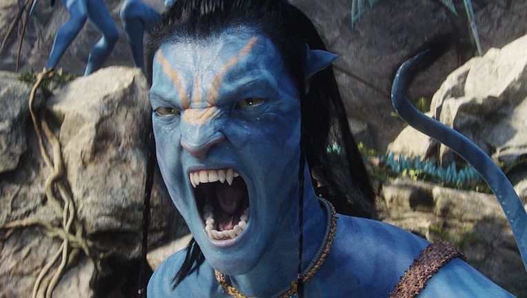 Avatar James Cameron Sam Worthington