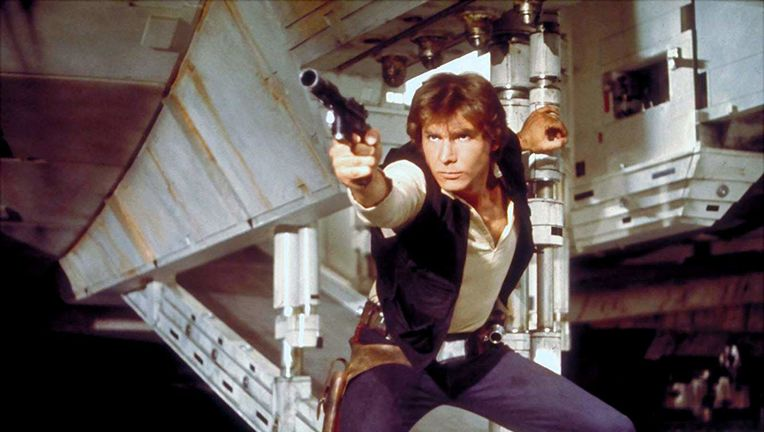 Han Solo Star Wars Harrison Ford