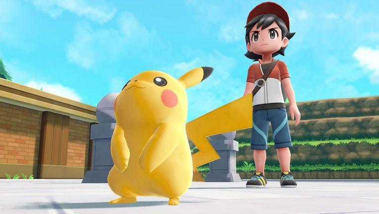 pokemon lets go nintendo switch