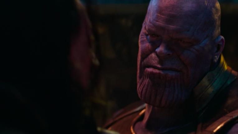 Avengers: Infinity War Thanos Josh Brolin