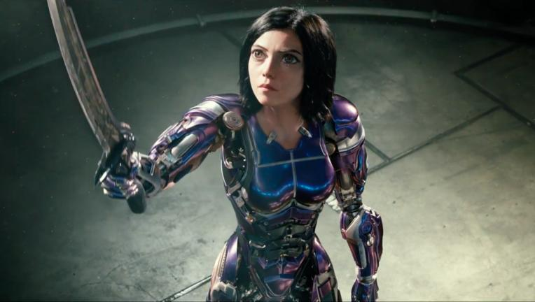 Alita: Battle Angel Rosa Salazar