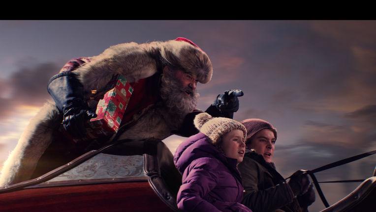 The Christmas Chronicles Netflix