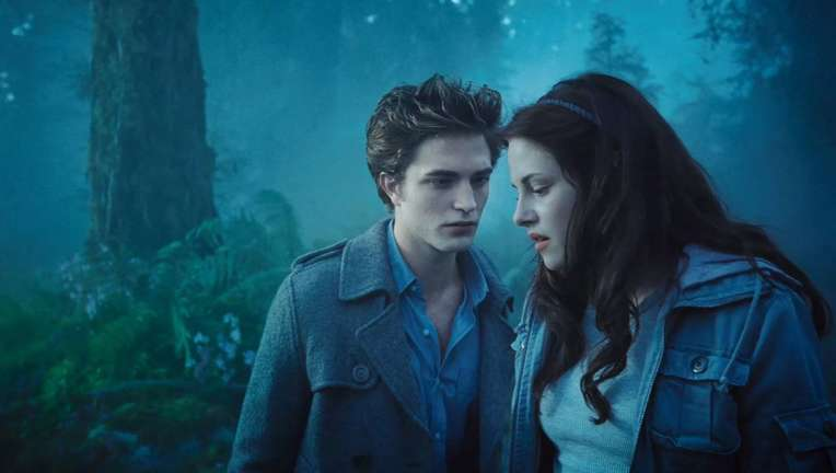 Twilight - Edward and Bella