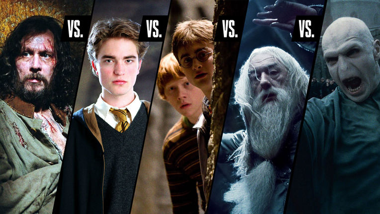 Debate Club: Best Harry Potter movies