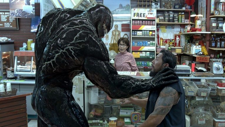 Venom in the Grocery Store