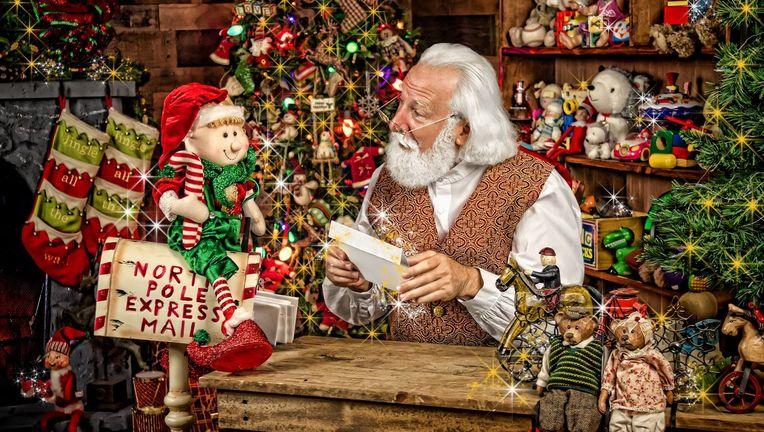 Santa Claus Rick