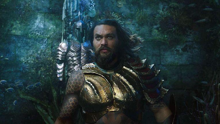 Aquaman armor hero