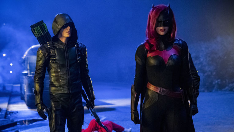 Arrow Batwoman