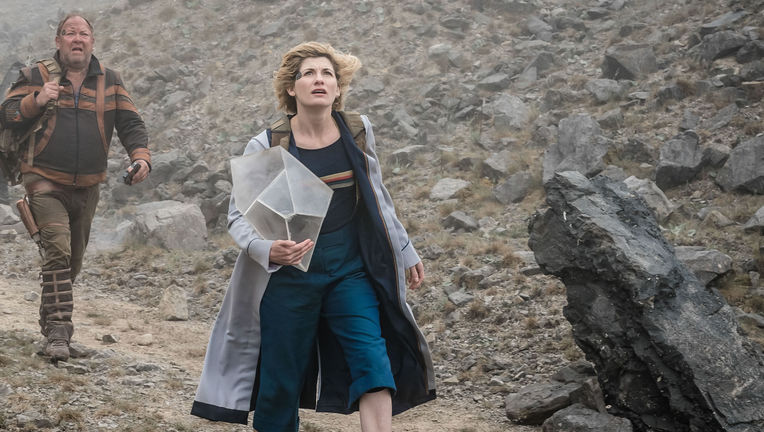 doctor who season 11 stolen planet