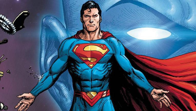 Doomsday Clock Superman
