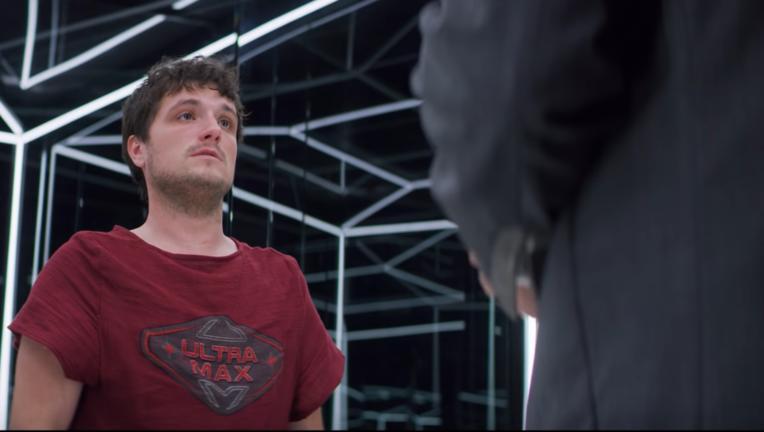 Future Man Season 2 trailer Josh Hutcherson 2