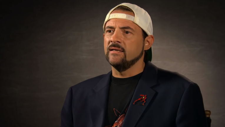 Kevin Smith on Arrow