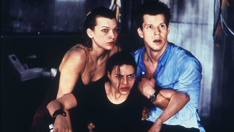 Resident Evil 2002 movie