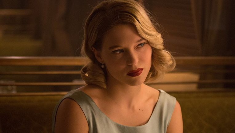 Lea Seydoux James Bond Spectre