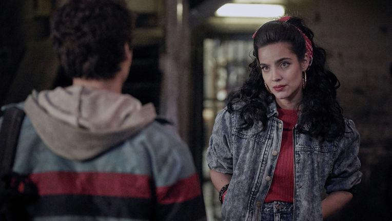 """DEADLY CLASS -- """"Reagan Youth"""" Episode 100 -- Pictured: Maria Gabriela de Faria as Maria"""