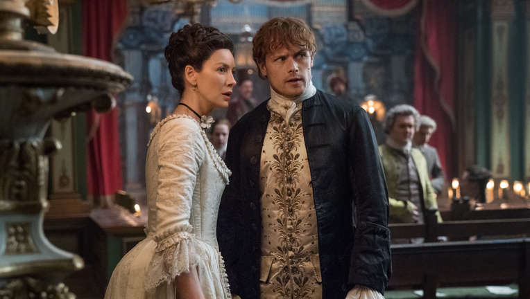 Outlander 408, Jamie and Claire