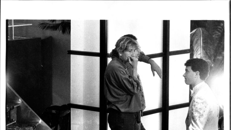 Penny Marshall GettyImages Photo by Michael Schwartz New York Post Archives