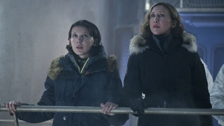 Godzilla: King of the Monsters Millie Bobby Brown Vera Farmiga