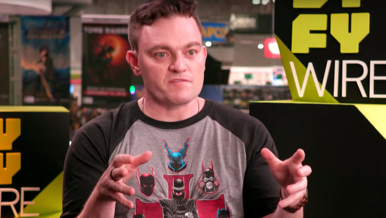 Scott Snyder on the Batman Who Laughs Hero