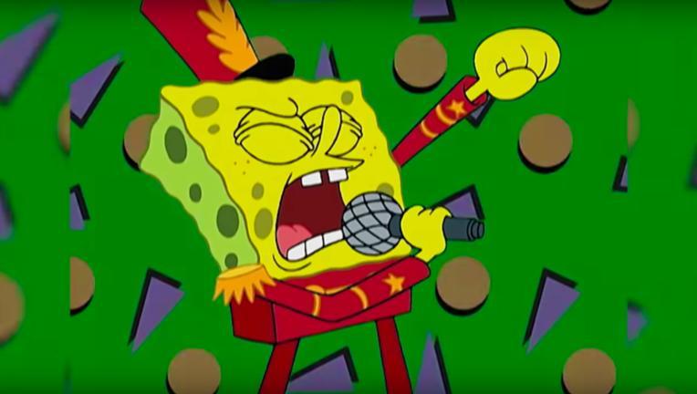 SpongeBob SquarePants Band Geeks Sweet Victory