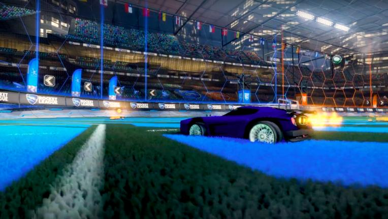 League Rocket League