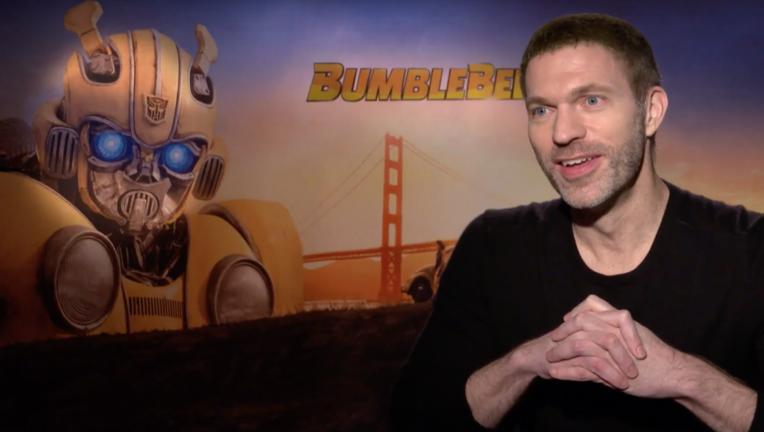 Travis Knight, director of Bumblebee