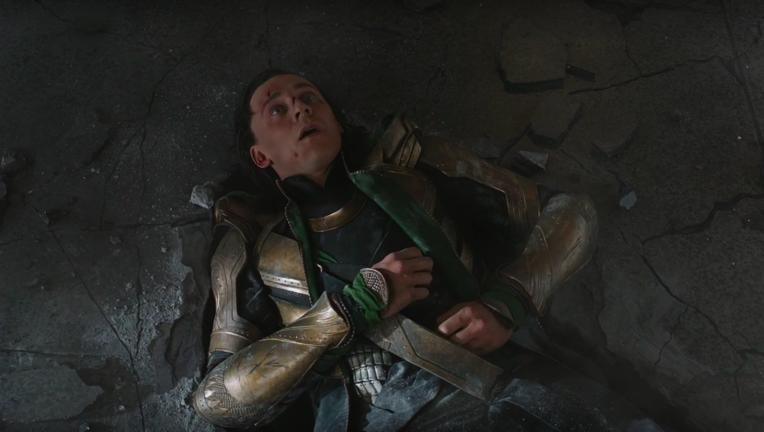 Loki Tom Hiddleston Marvel's The Avengers