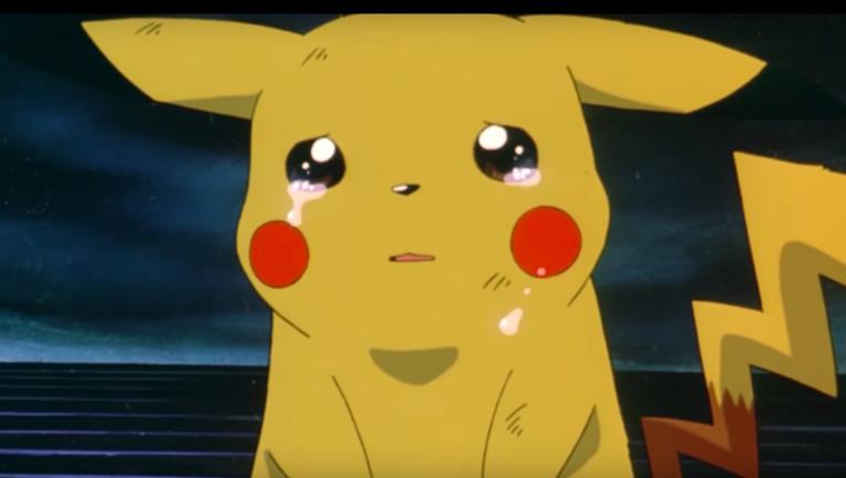 Pikachu Pokemon: The First Movie