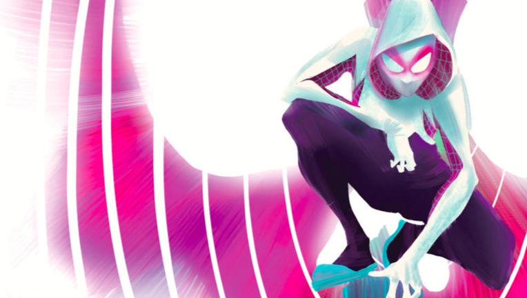Spider-Gwen Header