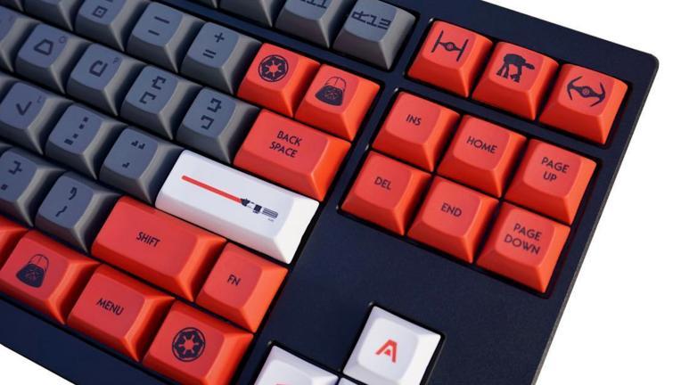 Star Wars Keyboard Aurebesh