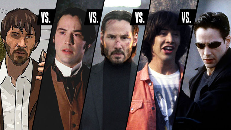 Debate Club: Keanu Reeves movies (version 2)