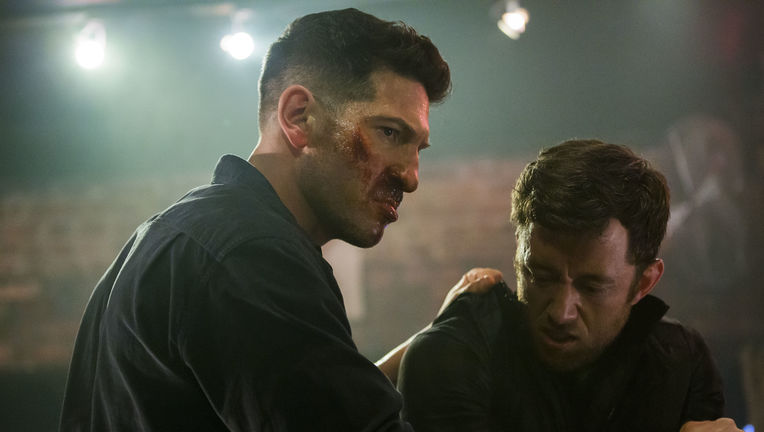 Jon Bernthal The Punisher Season 2 Netflix
